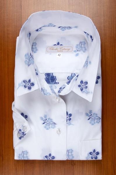 WHITE BLUE FLOWERS 135,00 €