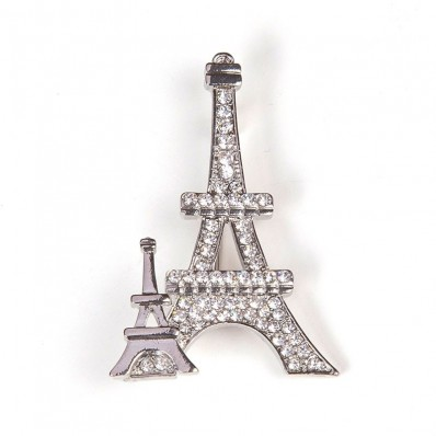 EIFFEL TOWER SILVER 25,00 €