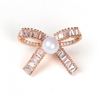 SMALL KNOT WITH PEARL PINK 15,00 €