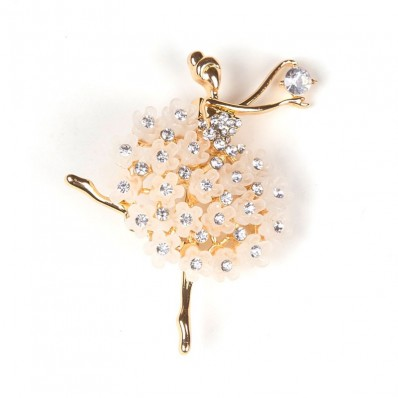 DANCER GOLD FLOWERS 35,00 €
