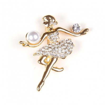 DANCER & PEARL - GOLD 35,00 €