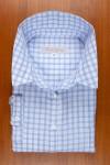 DRESS LIGHT BLUE SQUARES 225,00 €