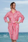 DRESS RED STRIPES 225,00 €