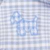 GREY-BLUE TARTAN, SCOTTISH DOGS 145,00 €