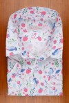 COTTON AND LINEN, BIRDS AND FLOWERS 125,00 €