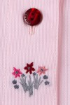 EMBROIDERED BOUQUETS, SOFT PINK 135,00 €