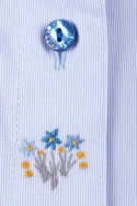 EMBROIDERED BOUQUETS, BLUE SKY. 135,00 €