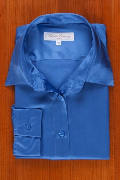 SILK SATIN, BLUE INDIGO 155,00 €
