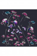 SILK SCARF WATERCOLOR FLOWERS 125,00 €