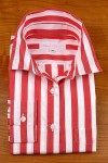 Wide Red and White stripes 125,00 €