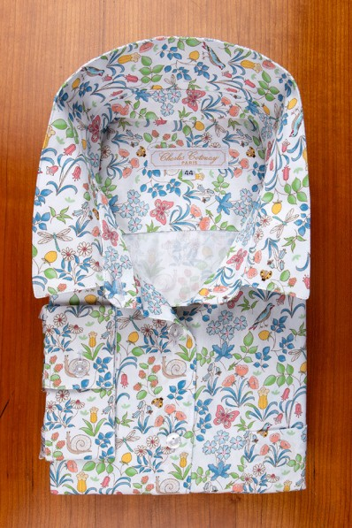 COTTON SATIN, SPRING AND PASTEL MEADOW 135,00 €