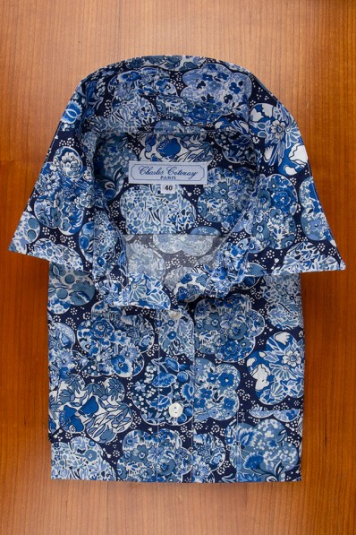 LIBERTY, BLUE FLOWER MACAROONS 125,00 €