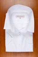 WHITE COTTON SATIN, VERY SMALL PAISLEY TONE ON TONE 125,00 €