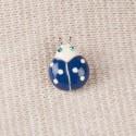 BLUE LADYBUG PIN'S