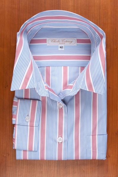 RED AND BLUE STRIPE 125,00 €